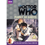 Doctor Who: Planet Of Giants (UK-import) (DVD)