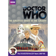 Doctor Who: The Greatest Show In The Galaxy (UK-import) (DVD)