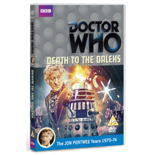 Doctor Who: Death To The Daleks (UK-import) (DVD)