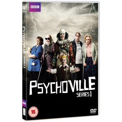 Psychoville: Series 1 (UK-import) (DVD)