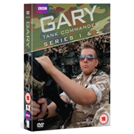 Gary Tank Commander: Series 1 And 2 (UK-import) (DVD)