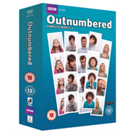 Outnumbered: Series 1-4 (UK-import) (DVD)