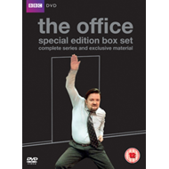 Produktbilde for The Office: Complete Series 1 And 2 And The Christmas Specials (UK-import) (DVD)