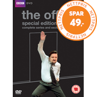 Produktbilde for The Office UK - Sesong 1-2: Complete Series And The Christmas Specials (UK-import) (DVD)