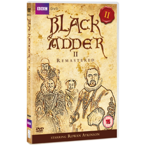 Blackadder: The Complete Blackadder The Second (UK-import) (DVD)