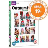 Produktbilde for Outnumbered: The Christmas Special 2011 (UK-import) (DVD)