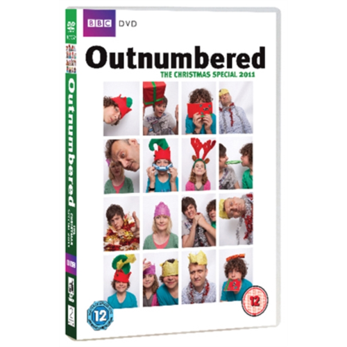 Outnumbered: The Christmas Special 2011 (UK-import) (DVD)