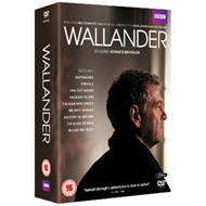 Wallander: Series 1-3 (UK-import) (DVD)