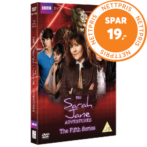 Sarah Jane Adventures: The Complete Fifth Series (UK-import) (DVD)