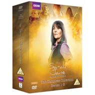 Sarah Jane Adventures: The Complete Series 1-5 (UK-import) (DVD)
