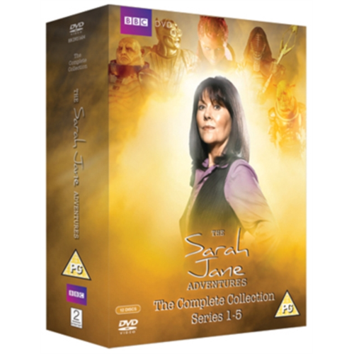 The Sarah Jane Adventures: The Complete Series 1-5 (UK-import) (DVD)