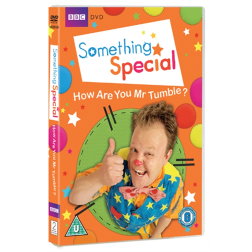 Something Special: How Are You Mr Tumble? (UK-import) (DVD)