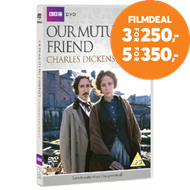 Produktbilde for Our Mutual Friend (UK-import) (DVD)