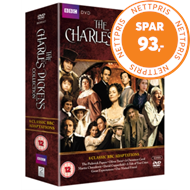 Produktbilde for The Charles Dickens Collection (UK-import) (DVD)