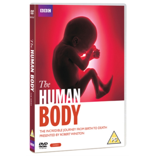 Human Body (UK-import) (DVD)