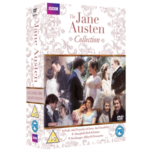 The Jane Austen Collection (UK-import) (DVD)