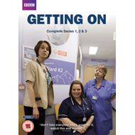 Getting On: Series 1-3 (UK-import) (DVD)