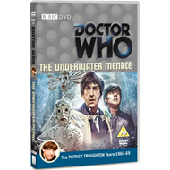 Doctor Who: The Underwater Menace (UK-import) (DVD)