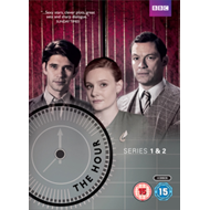 Produktbilde for The Hour: Series 1 And 2 (UK-import) (DVD)