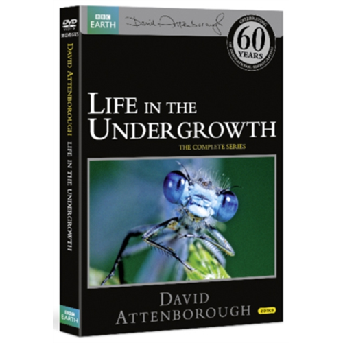 David Attenborough: Life In The Undergrowth - The Complete Seires (UK-import) (DVD)