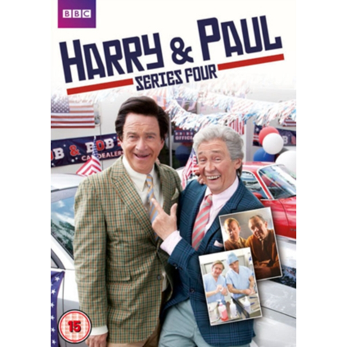 Harry And Paul: Series 4 (UK-import) (DVD)