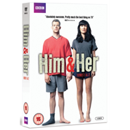 Him And Her: Series 1 And 2 (UK-import) (DVD)
