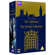 Complete Yes Minister & Yes, Prime Minister (UK-import) (DVD)