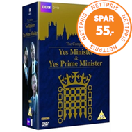 Produktbilde for The Complete Yes Minister & Yes, Prime Minister (UK-import) (DVD)