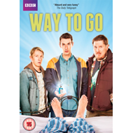 Produktbilde for Way To Go: Series 1 (UK-import) (DVD)