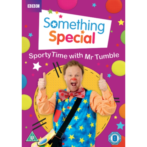 Something Special: Sporty Time With Mr.Tumble (UK-import) (DVD)