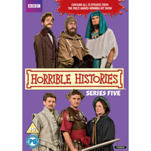 Horrible Histories: Series 5 (UK-import) (DVD)