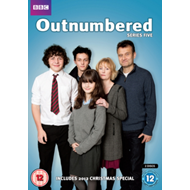 Outnumbered: Series 5 (UK-import) (DVD)
