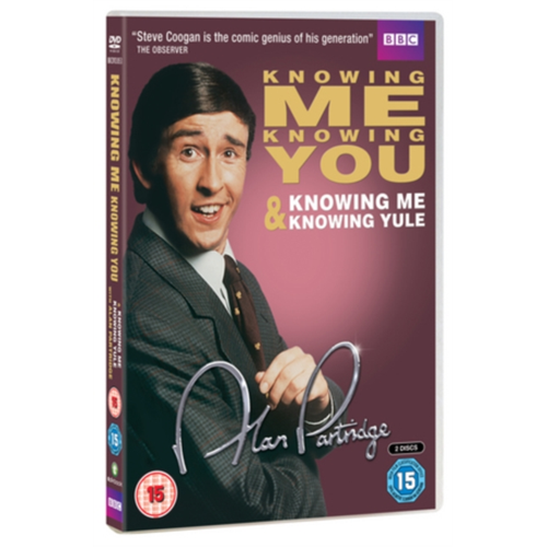 Knowing Me, Knowing You/Knowing Me, Knowing Yule With Alan... (UK-import) (DVD)