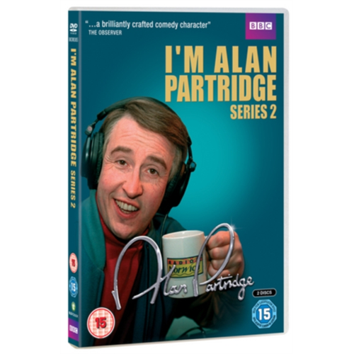 I'm Alan Partridge: Series 2 (UK-import) (DVD)