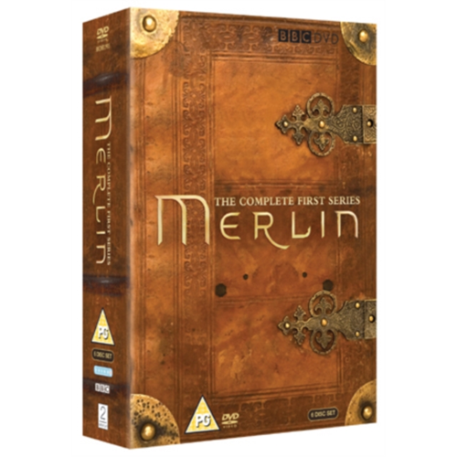 Merlin: Complete Series 1 (UK-import) (DVD)
