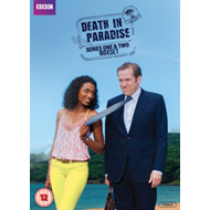 Produktbilde for Death In Paradise: Series 1 And 2 (UK-import) (DVD)