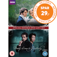 Produktbilde for Death Comes To Pemberley/Pride And Prejudice (UK-import) (DVD)