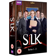 Silk: Series 1-3 (UK-import) (DVD)