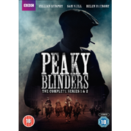 Peaky Blinders: The Complete Series 1 And 2 (UK-import) (DVD)