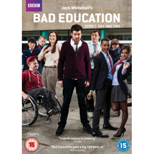 Bad Education: Series 1 And 2 (UK-import) (DVD)