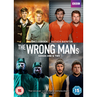Produktbilde for The Wrong Mans: Series 1 And 2 (UK-import) (DVD)