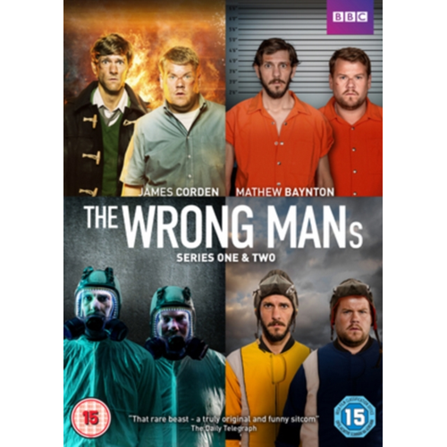 Wrong Mans: Series 1 And 2 (UK-import) (DVD)