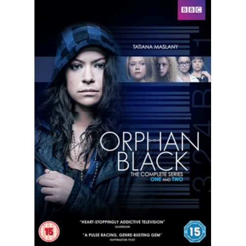 Orphan Black: Series 1-2 (UK-import) (DVD)