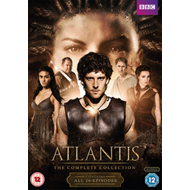 Atlantis: The Complete Collection (UK-import) (DVD)