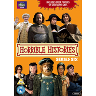 Produktbilde for Horrible Histories: Series 6 (UK-import) (DVD)