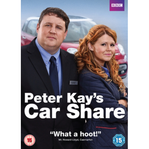 Peter Kay's Car Share: Complete Series 1 (UK-import) (DVD)