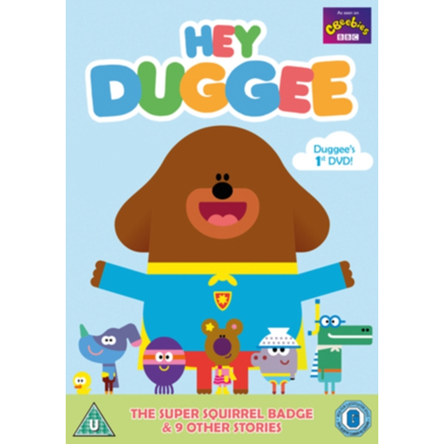 Hey Duggee: The Super Squirrel Badge And Other Stories (UK-import) (DVD)