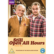 Produktbilde for Still Open All Hours: Series 2 (UK-import) (DVD)