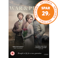 Produktbilde for War And Peace (2016) (UK-import) (DVD)
