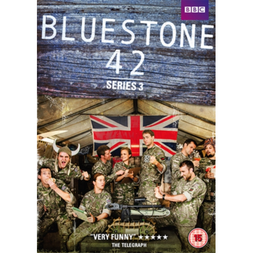 Bluestone 42: Series 3 (UK-import) (DVD)